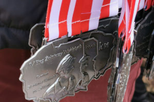 medale IV Bieg Żołnierzy Wyklętych