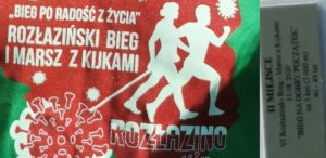 Bieg po Radość z Życia Rozłazino 15.08