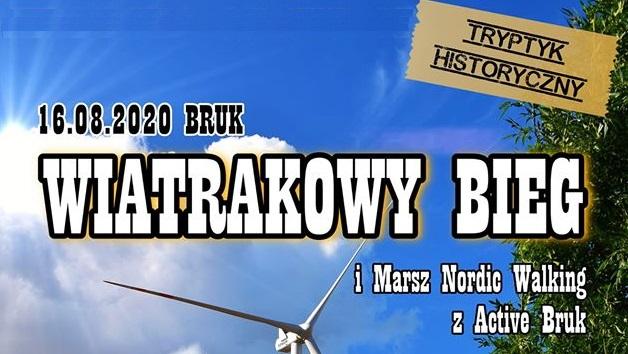 zawody bruk tryptyk historyczny wiatrakowy bieg 16.08