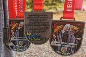 zawody bieg nordic walking mątowy wielkie błogosławiona dorota 23.08