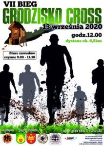 Owidz Grodzisko Starogard Gdanski Bieg Cross 13.09.2020